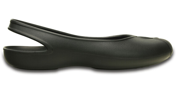 Crocs Olivia II Flat Sandals Women Black